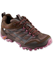 Women's Merrell Moab FST Waterproof Hiking Shoes