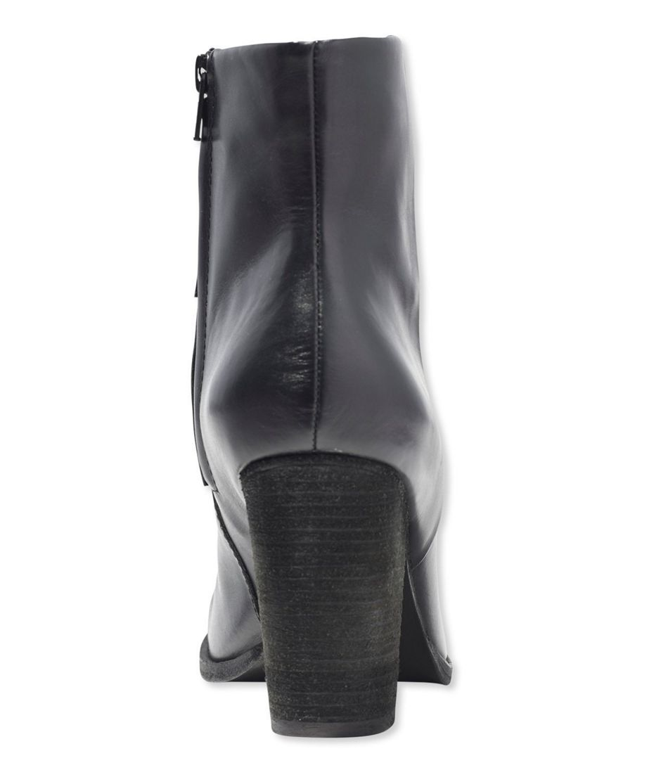 Signature Leather Ankle Boots