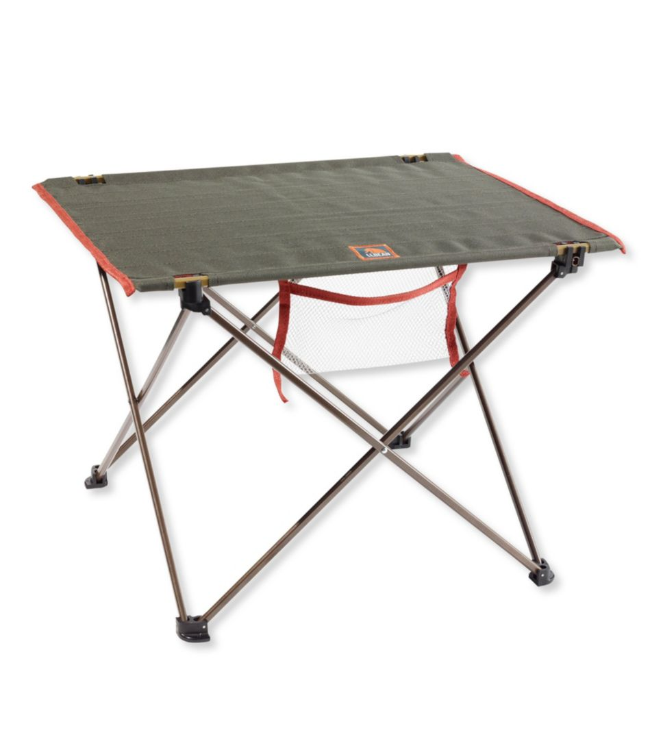 Traverse PackLite Table