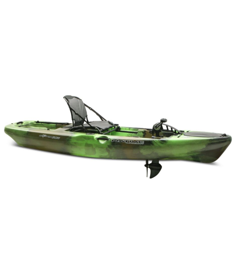 Native Slayer Propel 10 Pedal Drive Fishing Kayak