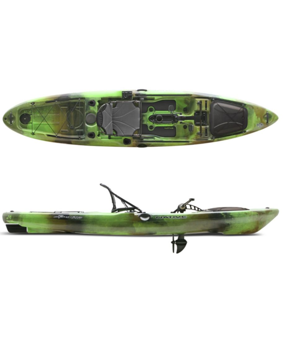 Native Slayer Propel 13 Pedal Drive Fishing Kayak