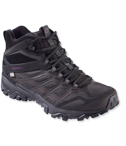 Merrell Moab FST Ice+ Thermo Hiking Boot (Women's) EjizBoEB