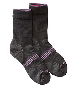 SmartWool PhD Outdoor Socks, Lightweight Crew