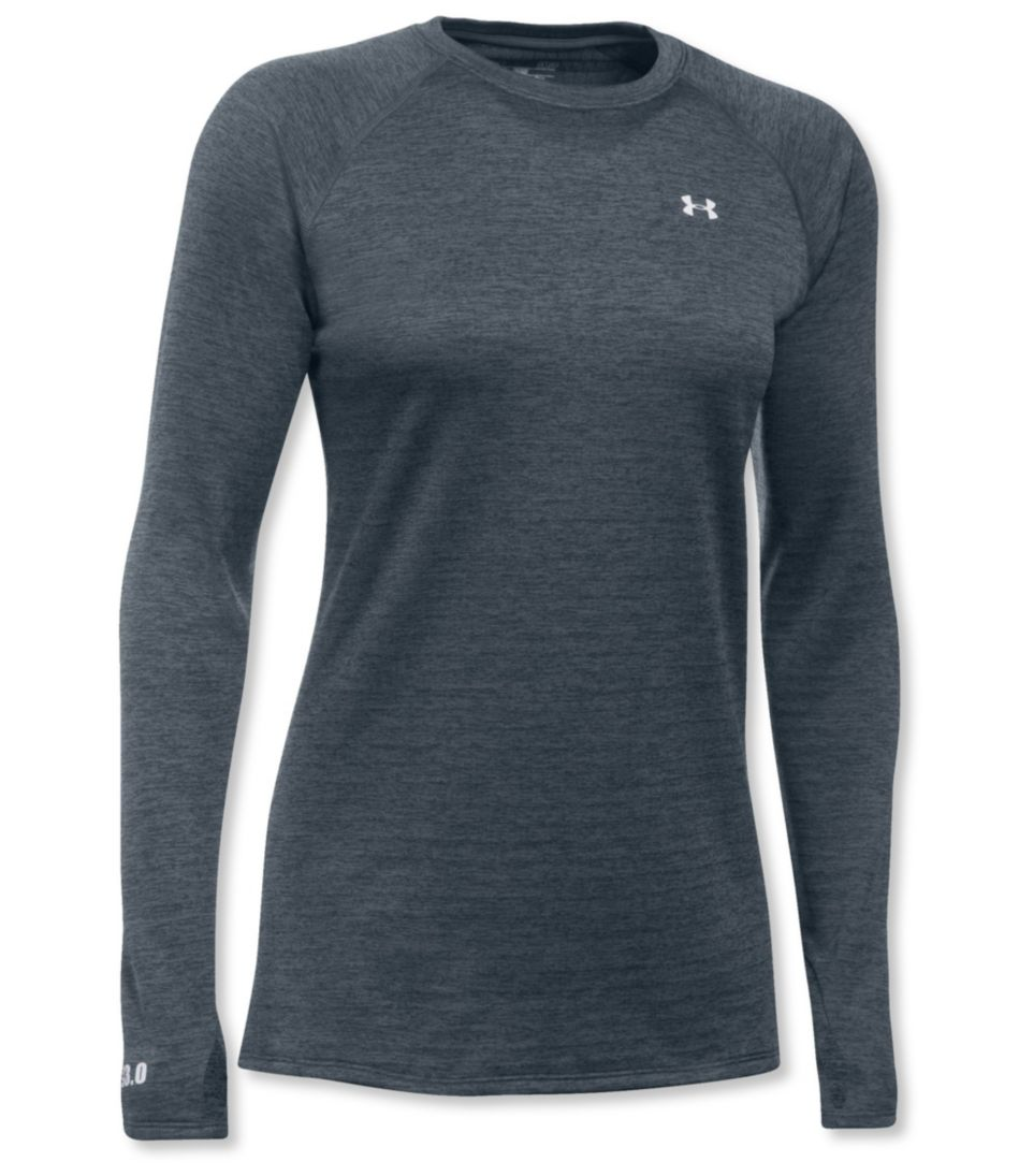 Women's Under Armour Cold Gear Base 3.0, Long-Sleeve Crew