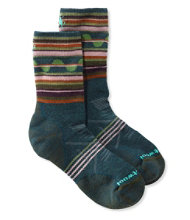 SmartWool PhD Outdoor Medium Crew Socks, Pattern