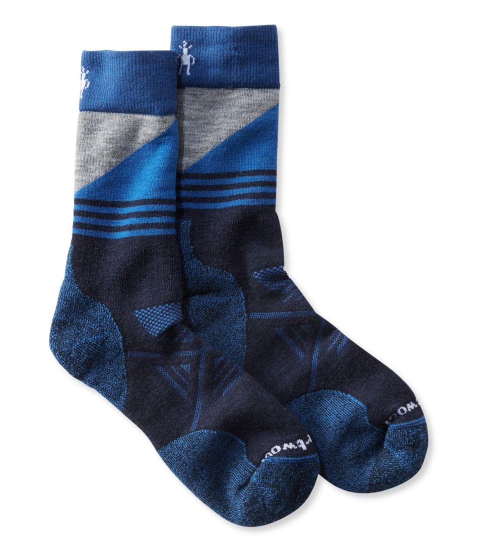 SmartWool PhD Outdoor Socks, Medium Crew Pattern