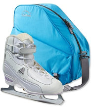 Women's Softec Comfort Figure Skates/Bag Set