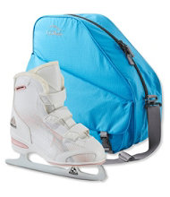 Girls' Softec Comfort Figure Skates/Bag Set