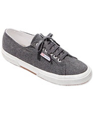 Superga COTU 2750 Wool-Blend Sneakers