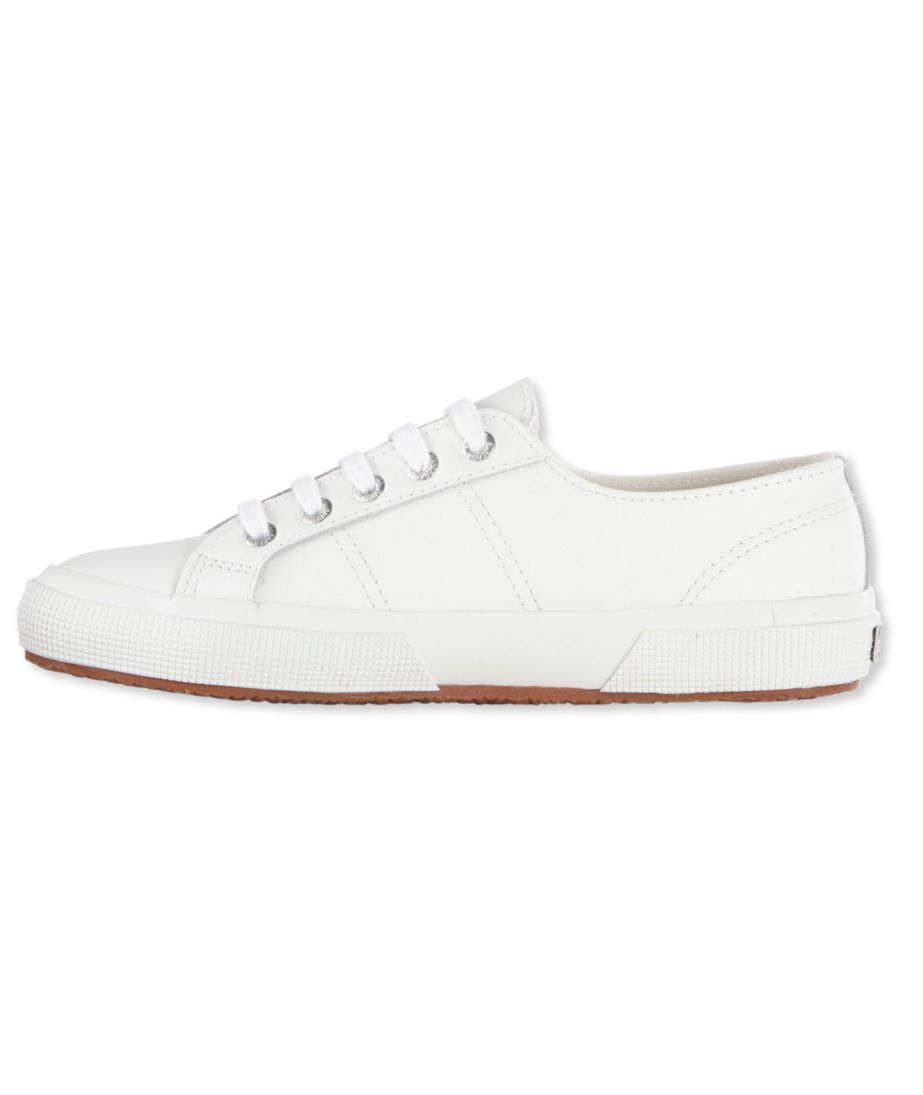 Women's Superga COTU 2750 Leather Sneakers