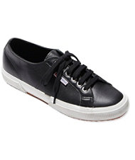 Superga COTU 2750 Leather Sneakers