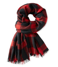 Men's Pistil Barlow Scarf, Plaid