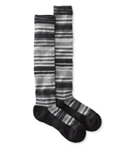 Darn Tough Cushion Socks, Knee-High Light Stripe