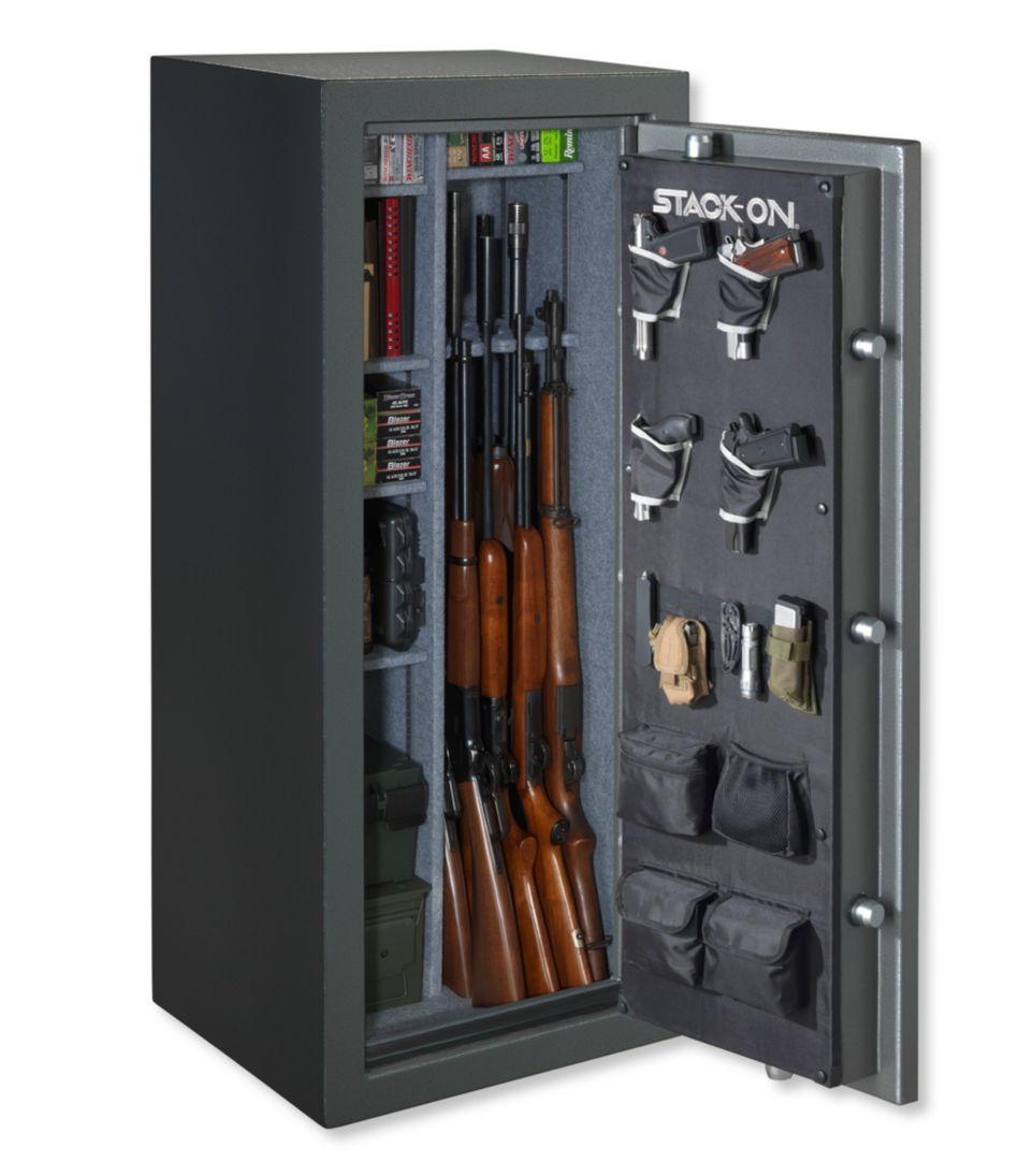 Stack-On Total Defense Gun Safe, 24 Gun