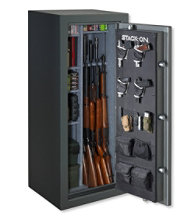 Stack-On Total Defense Gun Safe, 24 Gun