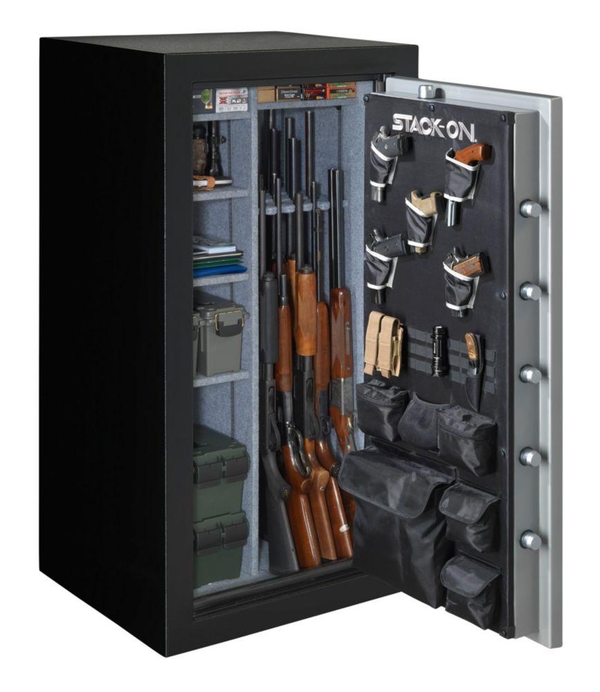 Stack On Total Defense Gun Safe 40 Gun