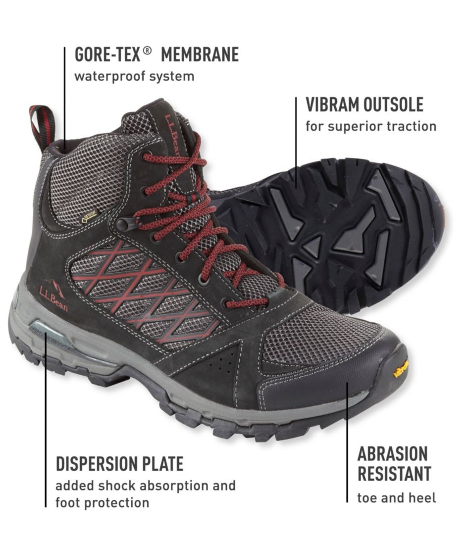 Men's Gore-Tex Ascender 17 Hiking Boots