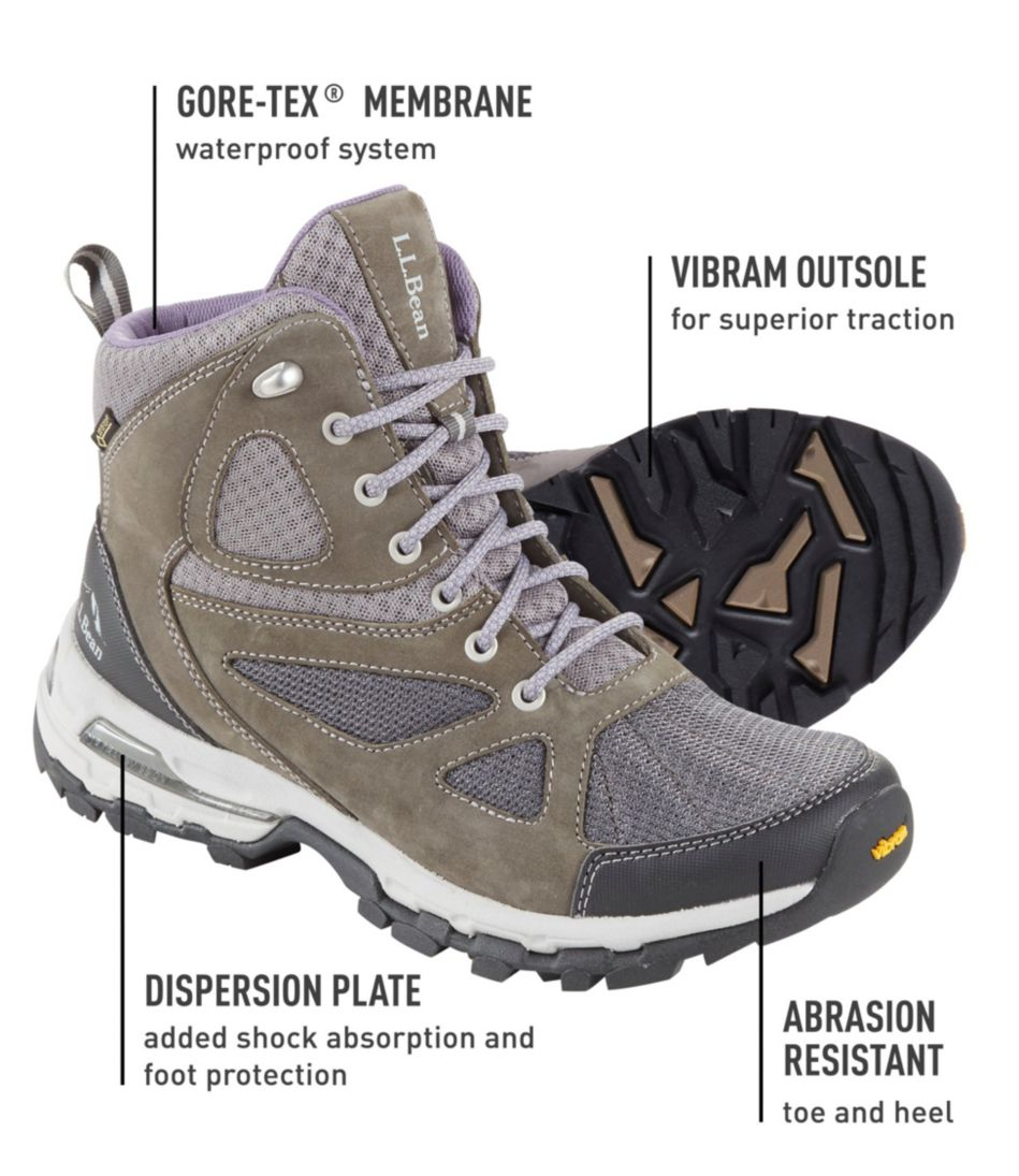 Gore-Tex Ascender 17 Hiking Boots