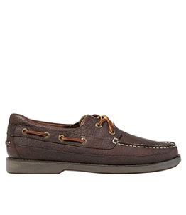 Men's Comfort Boat Shoes