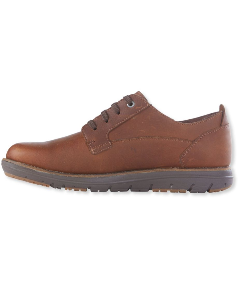 Men's Mill Creek Oxfords, Leather