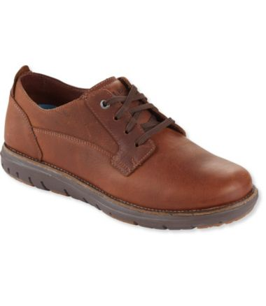 Mill Creek Oxfords, Leather
