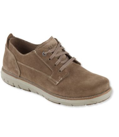 Mill Creek Oxfords, Suede