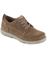 Men's Mill Creek Oxfords, Suede