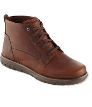 Men's Mill Creek Chukkas, Leather