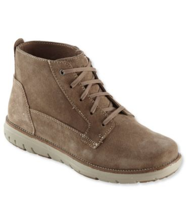 Mill Creek Chukkas, Suede
