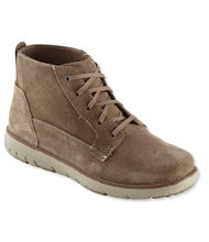 Men's Mill Creek Chukkas, Suede