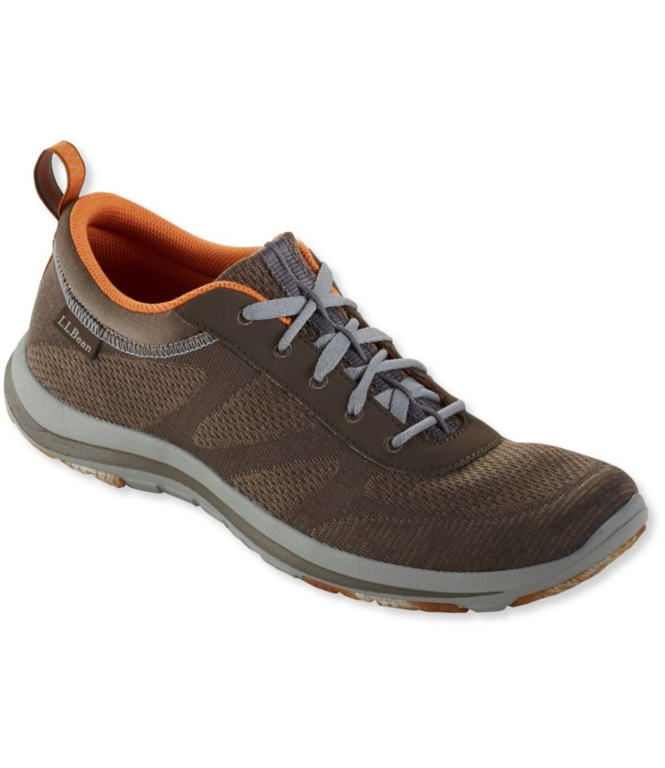 L.L.Bean Summer Sneakers, Lace-Up
