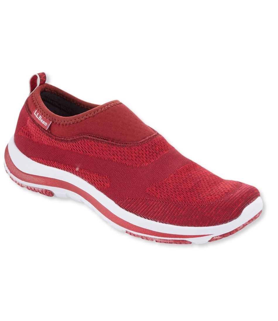 L.L.Bean Summer Slip-On Sneakers