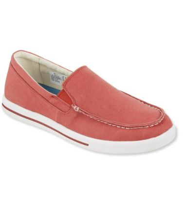 Men's Sunwashed Canvas Sneakers, Slip-On