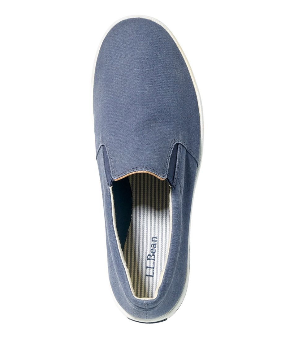 Women's Sunwashed Canvas Slip-On Sneakers