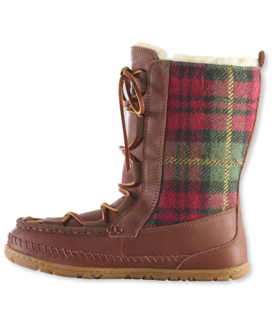 Wicked Good Lodge Boots, Wool