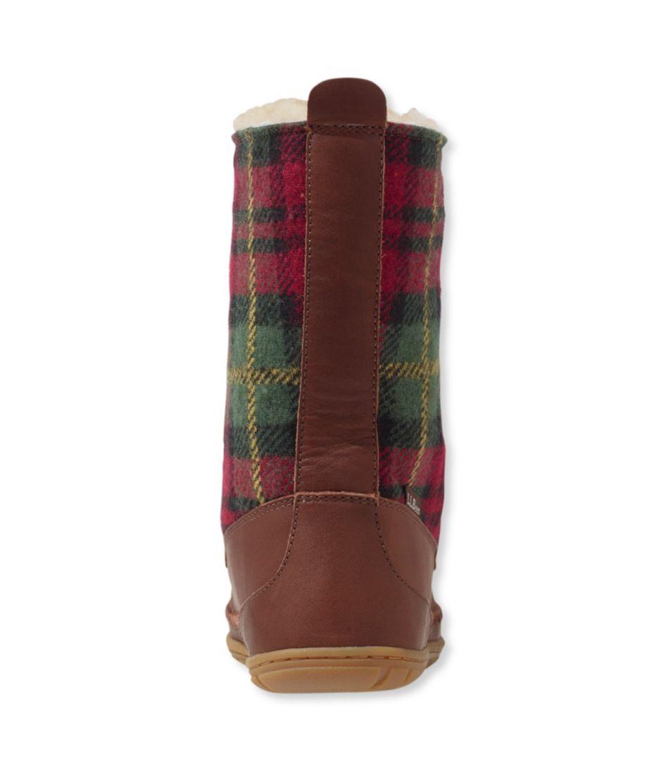 Women's Wicked Good Lodge Boots, Wool