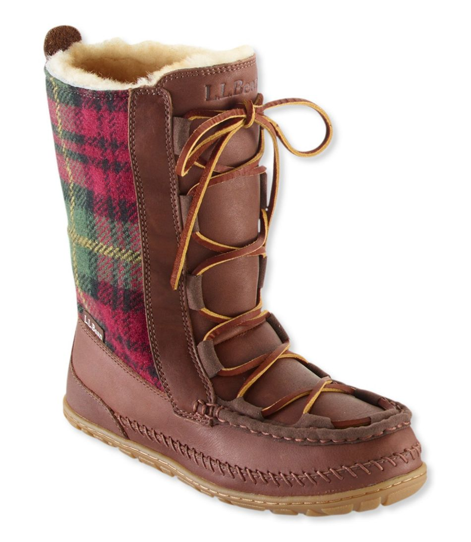 Women's Wicked Good Lodge Boots, Wool
