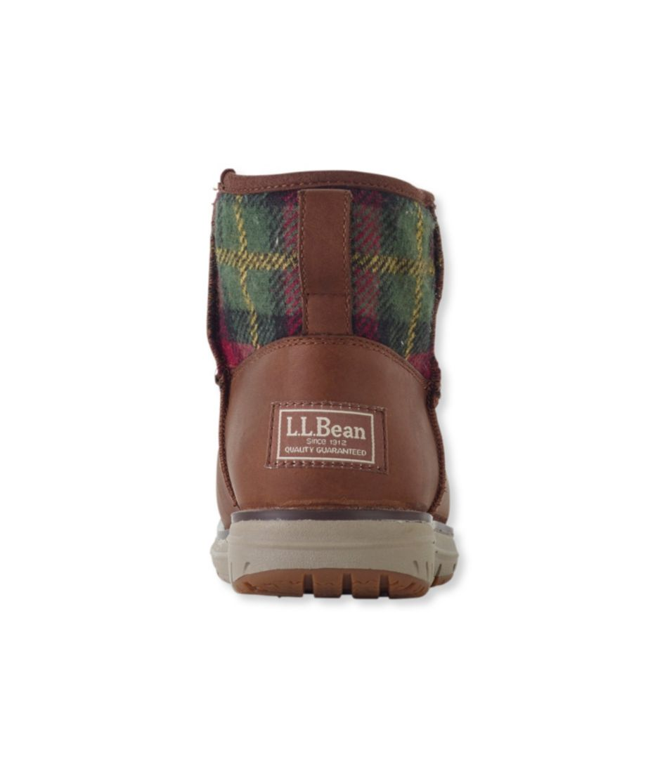 Mountain Lodge Snow Boots, Low