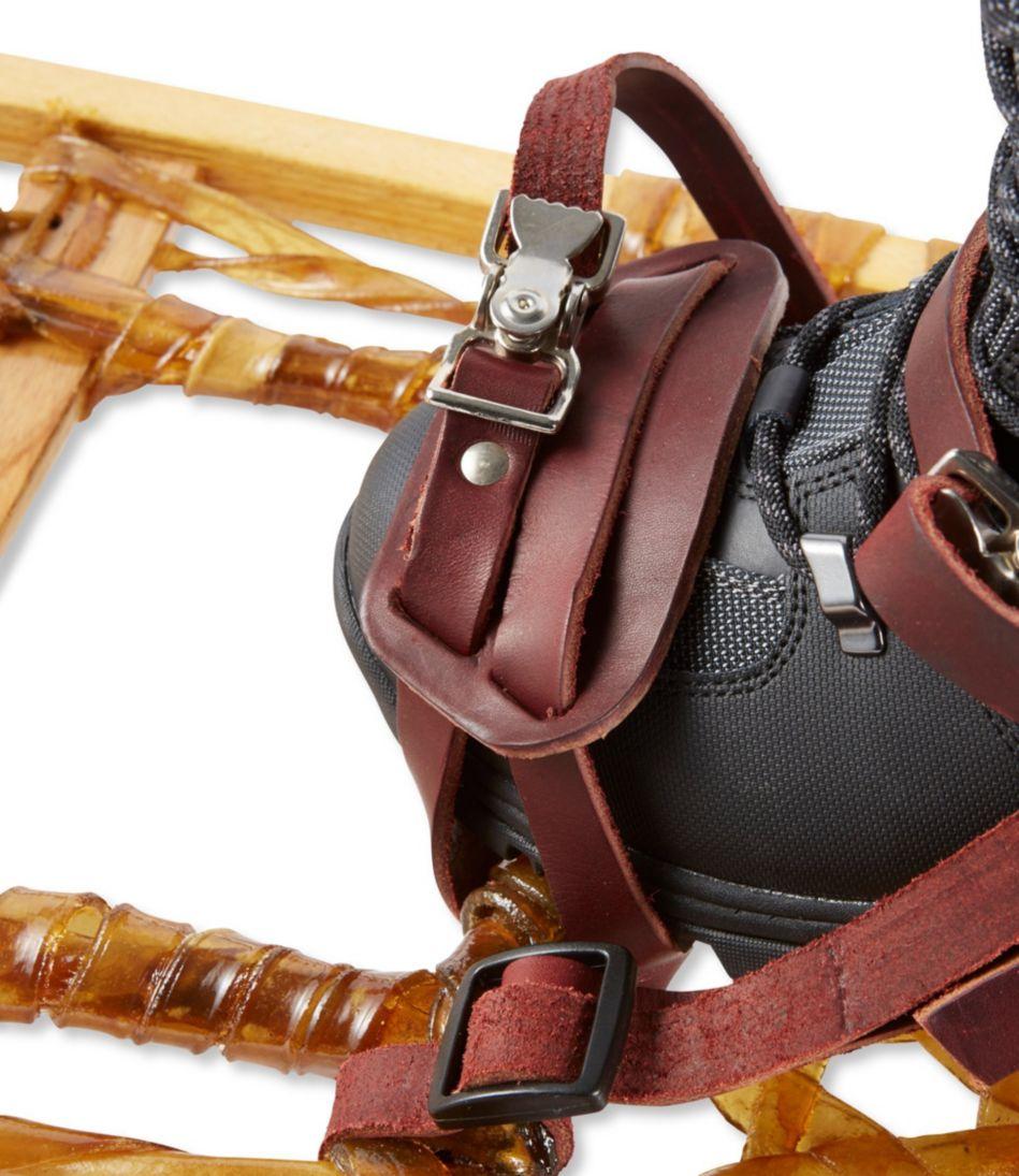 L.L.Bean Heritage Wooden Snowshoes