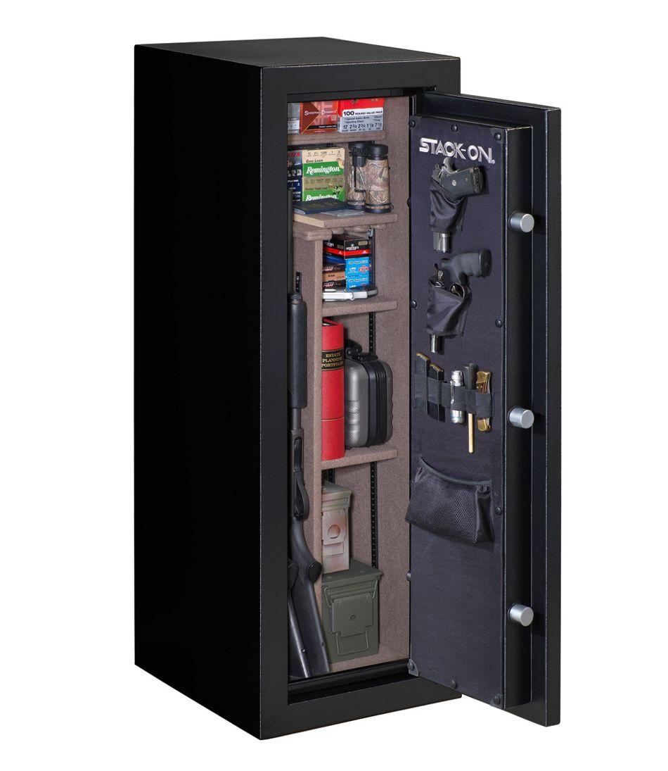 Stack-On Armorguard Electronic Gun Safe, 18 Gun