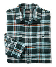 Signature Twill Plaid Shirt
