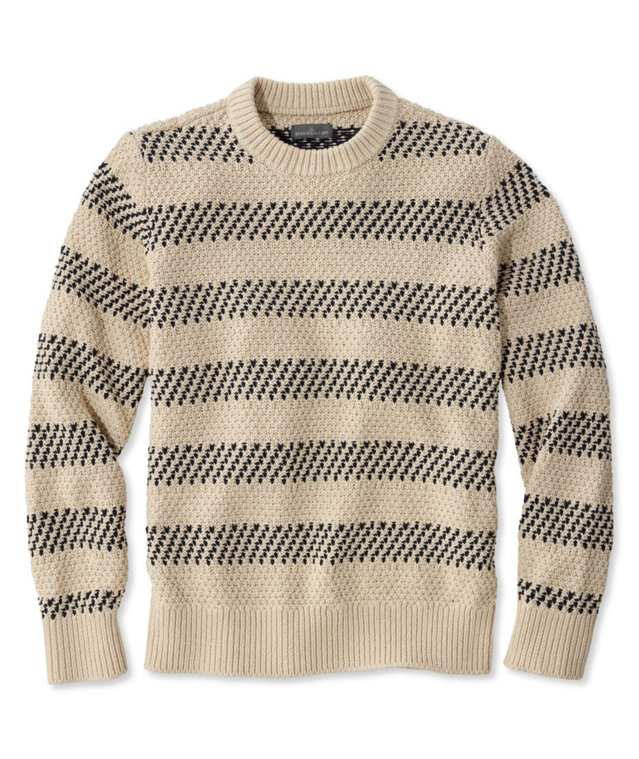 Signature Summer Sweater, Stripe