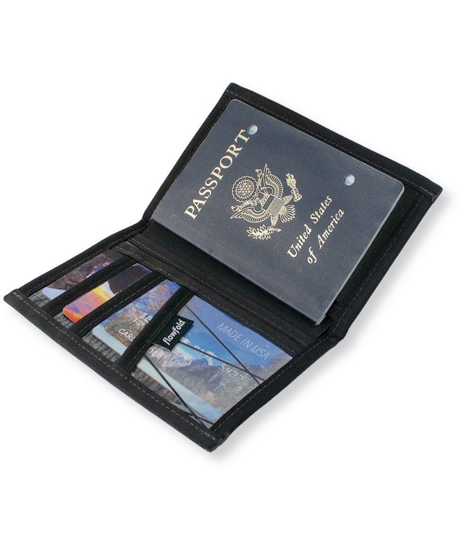 Flowfold Navigator Passport Organizer