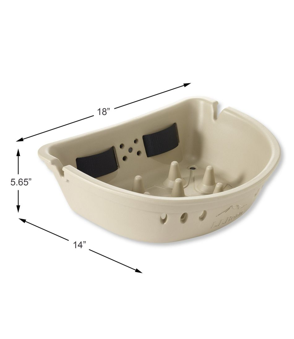 L.L.Bean Stripping Basket
