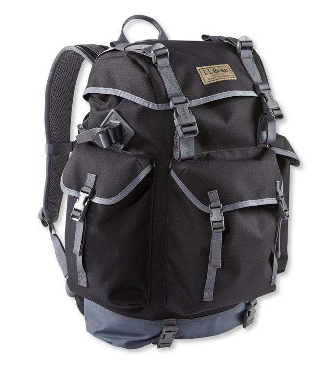 L.L.Bean Continental Rucksack (Black)