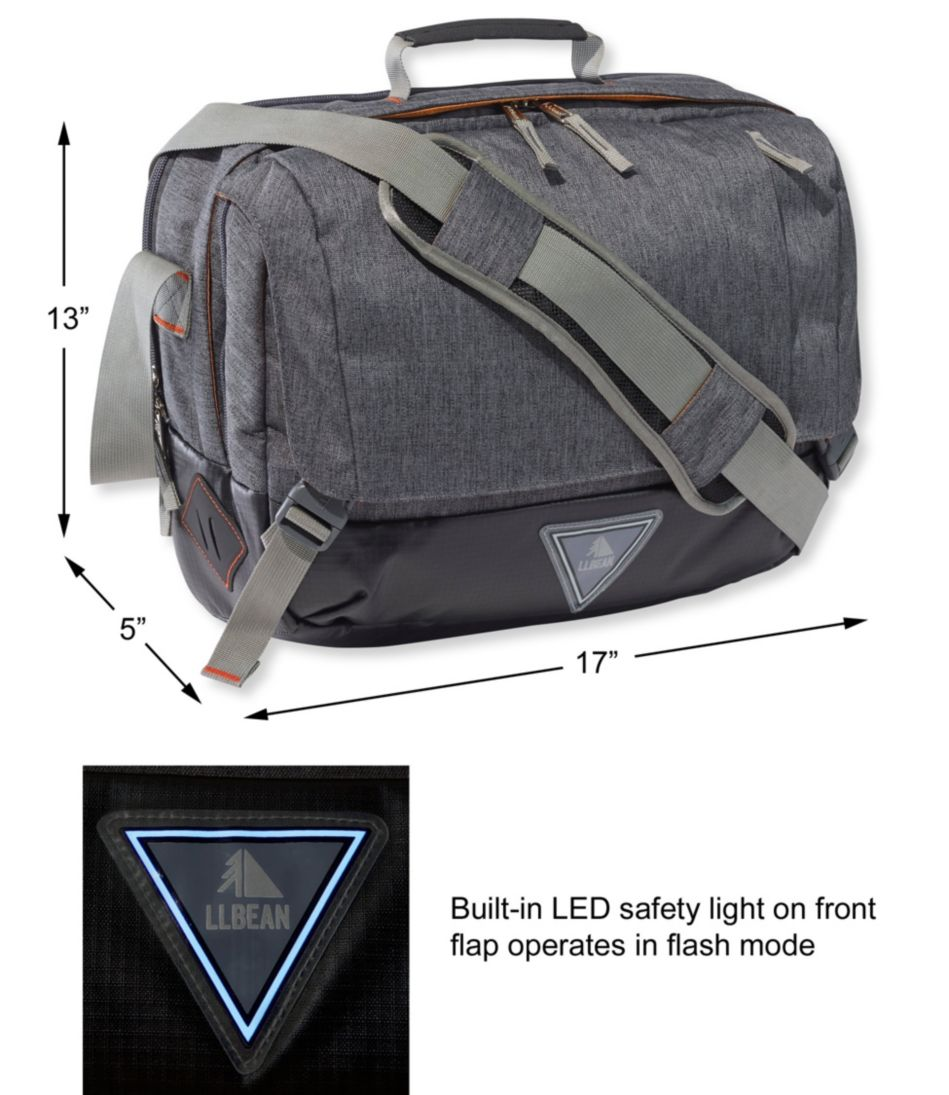 Crosstown Messenger Bag