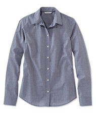 Women's Signature Essential Button-Front Shirt