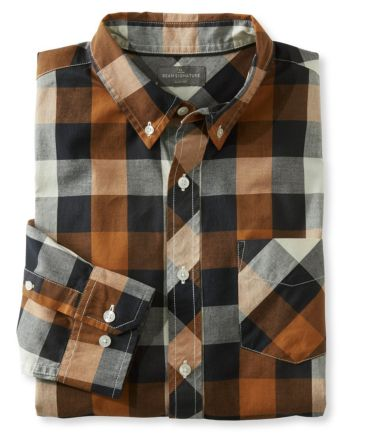 Signature Hunter's Plaid Shirt, Slim Fit