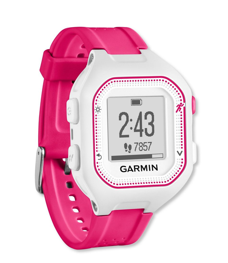 Garmin Forerunner 25 GPS Running Watch