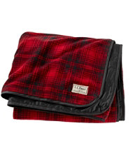 Waterproof Outdoor Blanket, Extra-Large Plaid
